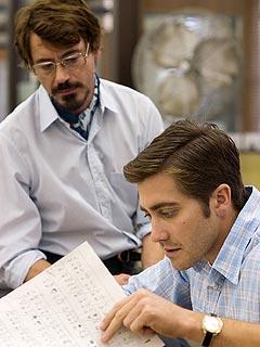 Zodiac, Jake Gyllenhaal, ...