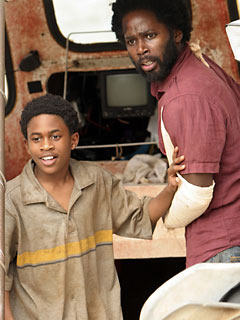 Lost, Harold Perrineau, ...