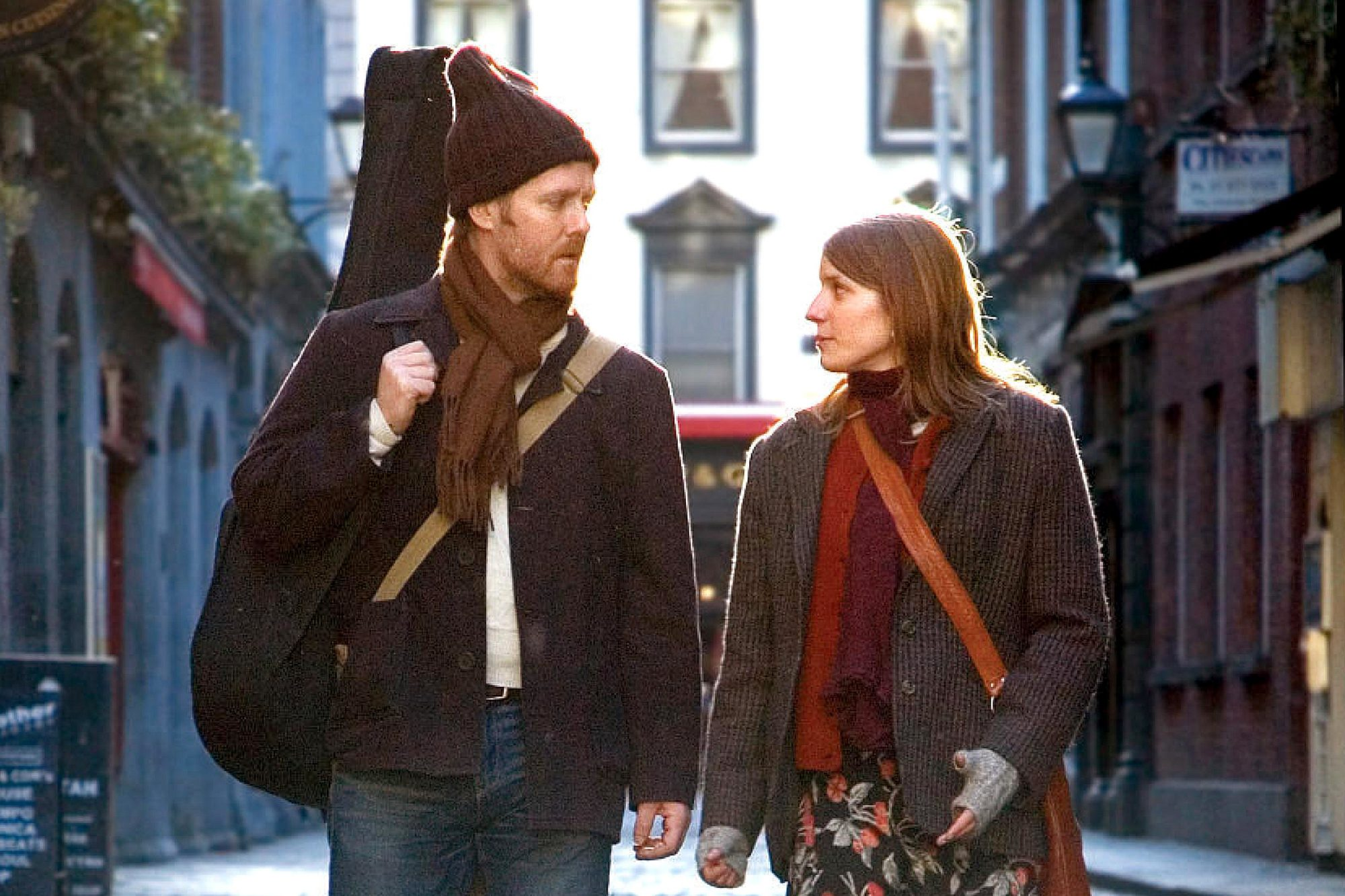 Once (2007)From Left: Glen Hansard and Marketa Irglova