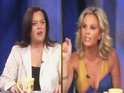 Rosie O'Donnell, The View, ...
