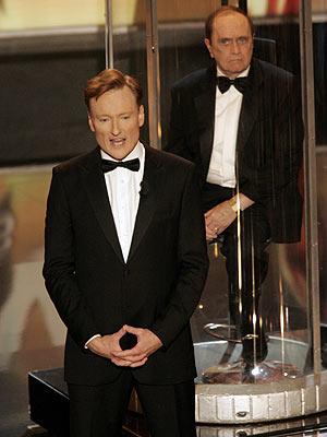 Bob Newhart, Conan O'Brien, ...