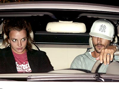 Britney Spears, Kevin Federline | HITCH ME, BABY, ONE MORE TIME The newlyweds celebrated their September 2004 nuptials by going clubbing in L.A. But the ceremony wasn't entirely official; only…