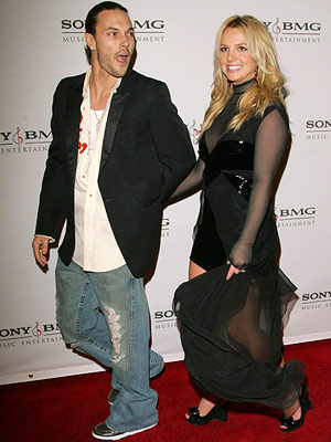 STRONGER? In November 2006, Britney filed for divorce from her husband of two years, Kevin Federline; the couple have two sons together, Sean Preston and…