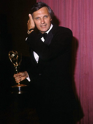 Alan Alda | Alan Alda was so excited about winning an Emmy for writing in 1979 that he did a cartwheel down the aisle en route to the…