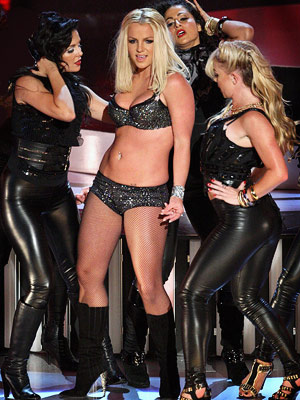 LAZY SUNDAY Less successful as a comeback vehicle was Britney's now-notorious 2007 VMAs performance of ''Gimme More.'' Although her appearance was touted as a showcase…