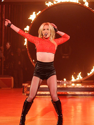 Britney Spears | CIRCUS SMASH Following her highly rated Britney: For the Record (either piercing docudrama or Circus infomercial, depending on how you saw it), a Good Morning…
