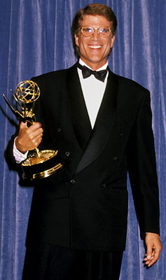Ted Danson | After eight Emmy nods and no wins, Cheers star Ted Danson was none too happy when media wags called him ''the Susan Lucci of prime…