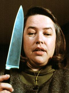 Kathy Bates, Misery