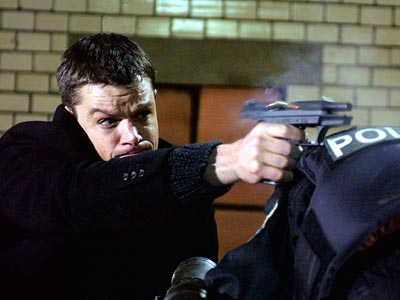 Matt Damon, The Bourne Supremacy