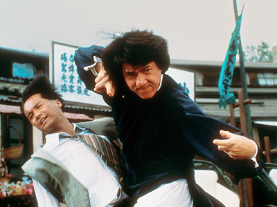 Jackie Chan, The Legend of Drunken Master