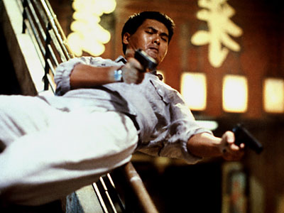Hard Boiled, Chow Yun-Fat | A detective and a deep-cover operative unite to depose a crime lord. Simple, right? But in John Woo's hands, Hard-Boiled is an action dream that…