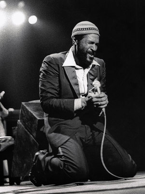 Marvin Gaye | Marvin Gaye The music was as suave as the title was blunt on this peerless seduction anthem.