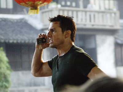 Tom Cruise, Mission: Impossible III