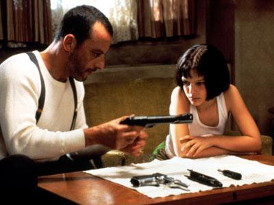 Jean Reno, Natalie Portman, ...