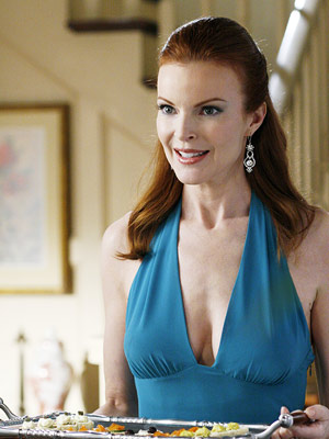 Marcia Cross, Desperate Housewives