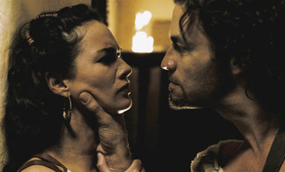 Lena Headey, Dominic West