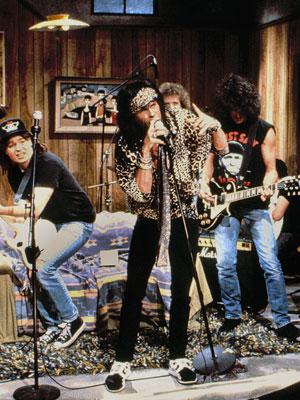 Mike Myers, Aerosmith, ...