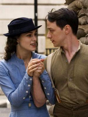 James McAvoy, Keira Knightley, ...