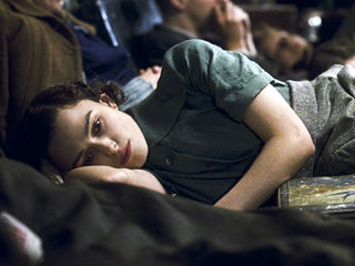 Keira Knightley, Atonement