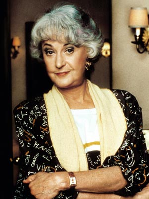 The Golden Girls, Bea Arthur