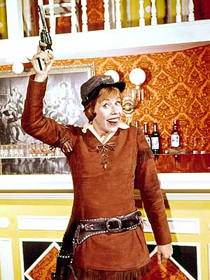 Carol Burnett | Though her list of credits is terrifically long, Burnett is a television icon for creating and starring in this, her eponymous variety show, playing characters…