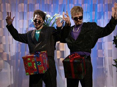 Andy Samberg, Justin Timberlake, ...