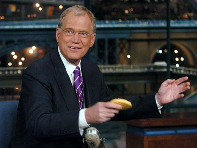 Late Show With David Letterman, David Letterman