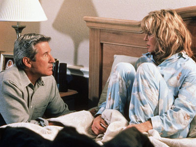 Farrah Fawcett, Richard Gere