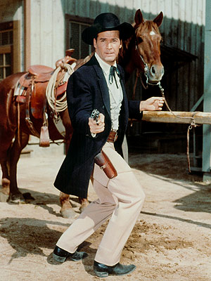 James Garner, Maverick