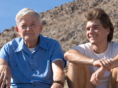 Hal Holbrook, Into the Wild