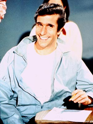 Henry Winkler, Happy Days