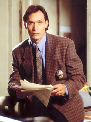 Jimmy Smits, NYPD Blue