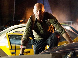 Bruce Willis, Live Free or Die Hard