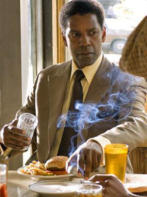 American Gangster, Denzel Washington