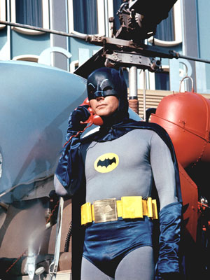 Burt Ward, Batman: The Movie