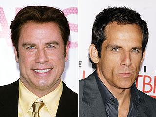 Ben Stiller, John Travolta