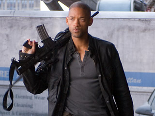 Will Smith, I Am Legend