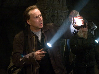 Nicolas Cage, National Treasure: Book of Secrets