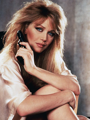 A View to a Kill, Tanya Roberts | Roberts was beautiful, sure, but she was also totally miscast as a geologist with a vendetta. (No wonder she got upstaged by Grace Jones' glowering…