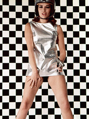 You Only Live Twice, Karin Dor | The unexotic German star's SPECTRE spy and short-time lover (those piranhas gobbled her up even faster than 007 did) looked out of place in a…