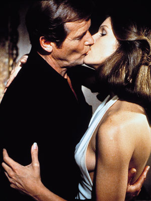 Moonraker, Lois Chiles | Bond babe? Try bland babe. Chiles worked the CIA counterespionage thing just fine, and none of 007's ladies looked better in zero gravity (of course,…