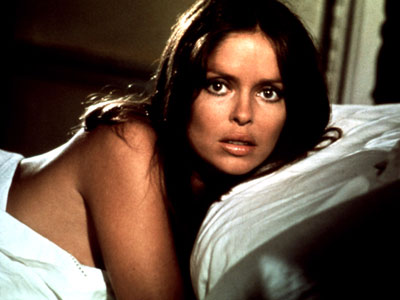 The Spy Who Loved Me, Barbara Bach | Bach may have been an American girl, but in the mid-1970s no more exotic a woman appeared on screen than her KGB spook (code name,…
