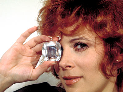 Diamonds Are Forever, Jill St. John | She was devious and devilish, but that only made Bond — and, well, men everywhere — want her more. (Her terrifically corny-comely moniker didn't hurt…