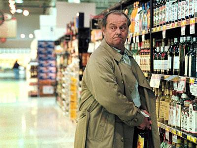 Jack Nicholson, About Schmidt