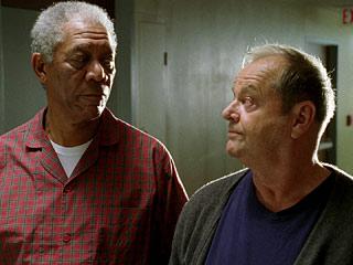 Jack Nicholson, Morgan Freeman, ...
