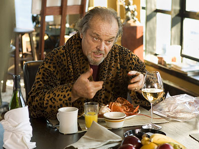 The Departed, Jack Nicholson