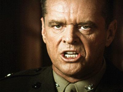 A Few Good Men, Jack Nicholson