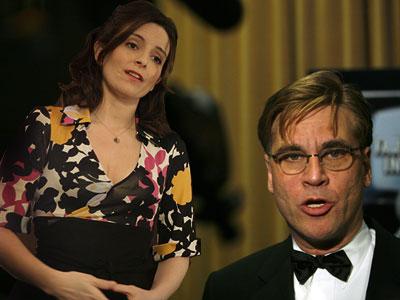 Tina Fey, Aaron Sorkin