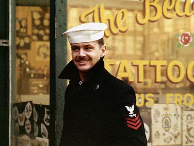Jack Nicholson, The Last Detail