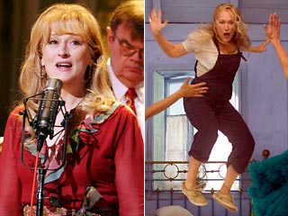 Meryl Streep, Mamma Mia!, ...